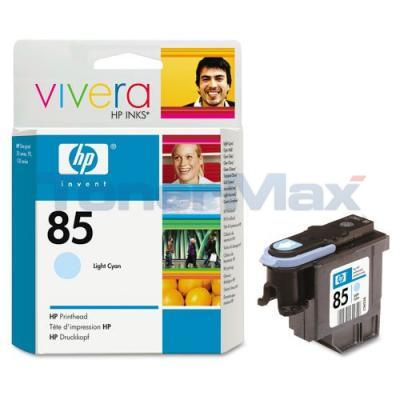 HP NO 85 PRINTHEAD LT CYAN